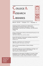 Job Satisfaction among Library Support Staff in Alabama Academic Libraries