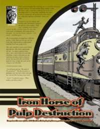 Iron Horse of Pulp Destruction